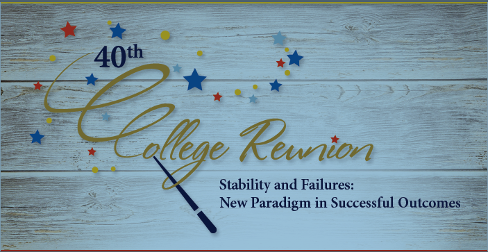 College Reunion – Scientific Program Overview | Ravindra Nanda